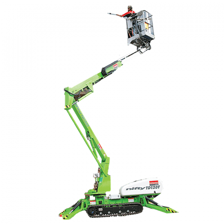 MOBILE HYDRAULIC PLATFORM 12M TRACKED