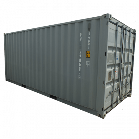 CONTAINER -  6M X 2.4M (20FT X 8FT)