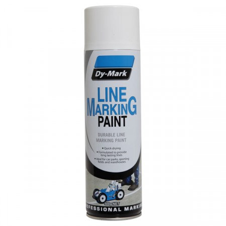 PAINT - LINE MARKING WHITE