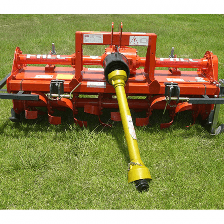 TRACTOR - ROTARY HOE ATTACHMENT