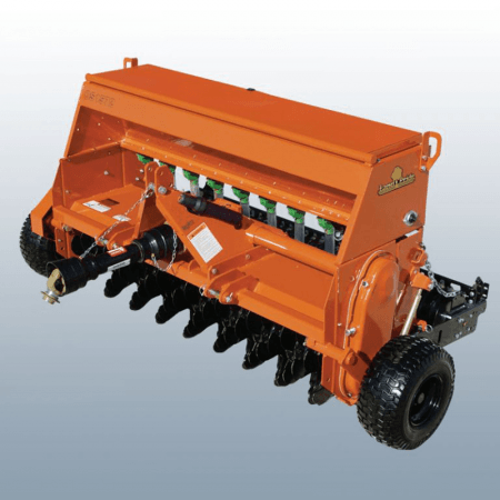 TRACTOR - OVERSEEDER ATTACHMENT (PTO)