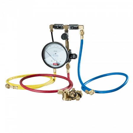 PIPE BACKFLOW TEST KIT