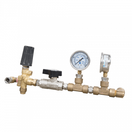 PIPE HYDROSTATIC TEST MANIFOLD - 3000PSI