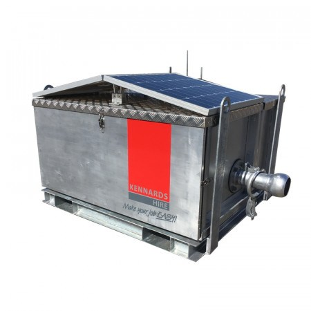 WATER TREATMENT TANK - 15000L