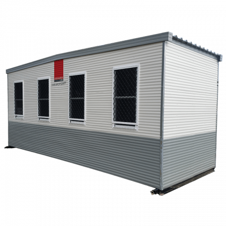 SHED - TICKET OFFICE 3.6M X 2.4M