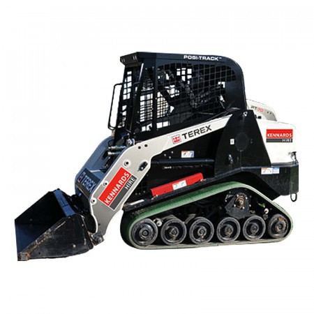 SKID STEER LOADER - TRACKED SMALL