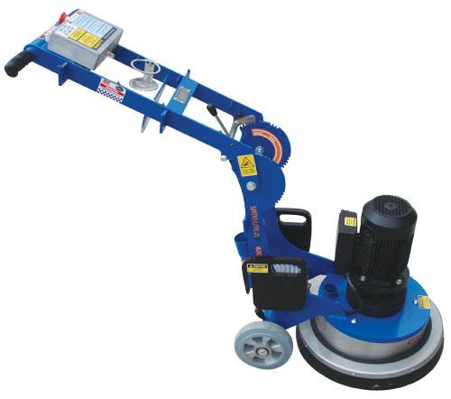 CONCRETE GRINDER - SINGLE HEAD HEAVY DUTY 240V for Rent - Kennards Hire