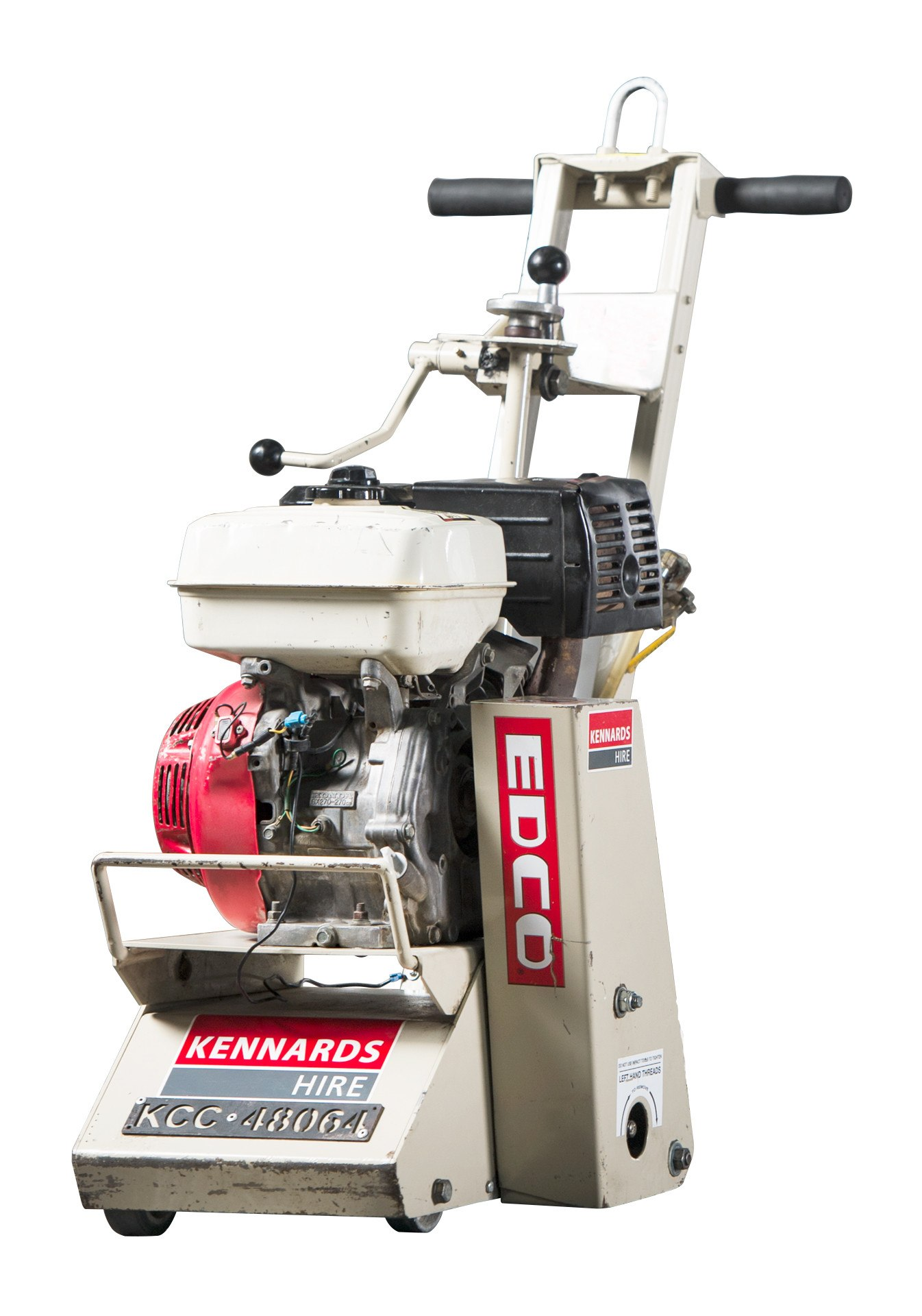 Concrete Planer 200mm 8in Petrol For Rent Kennards Hire