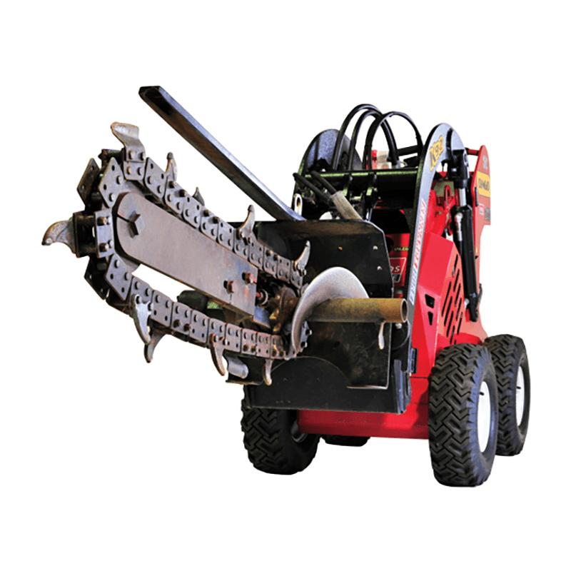 MINI LOADER - TRENCH ATTACHMENT SMALL for Rent - Kennards Hire