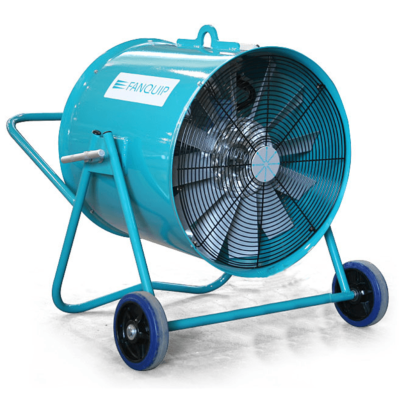 FAN - EXHAUST 600MM 24IN for Rent - Kennards Hire