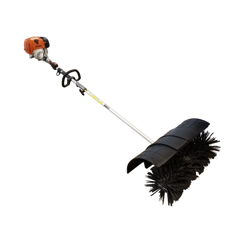 Power Broom Hand Held For Rent Kennards Hire