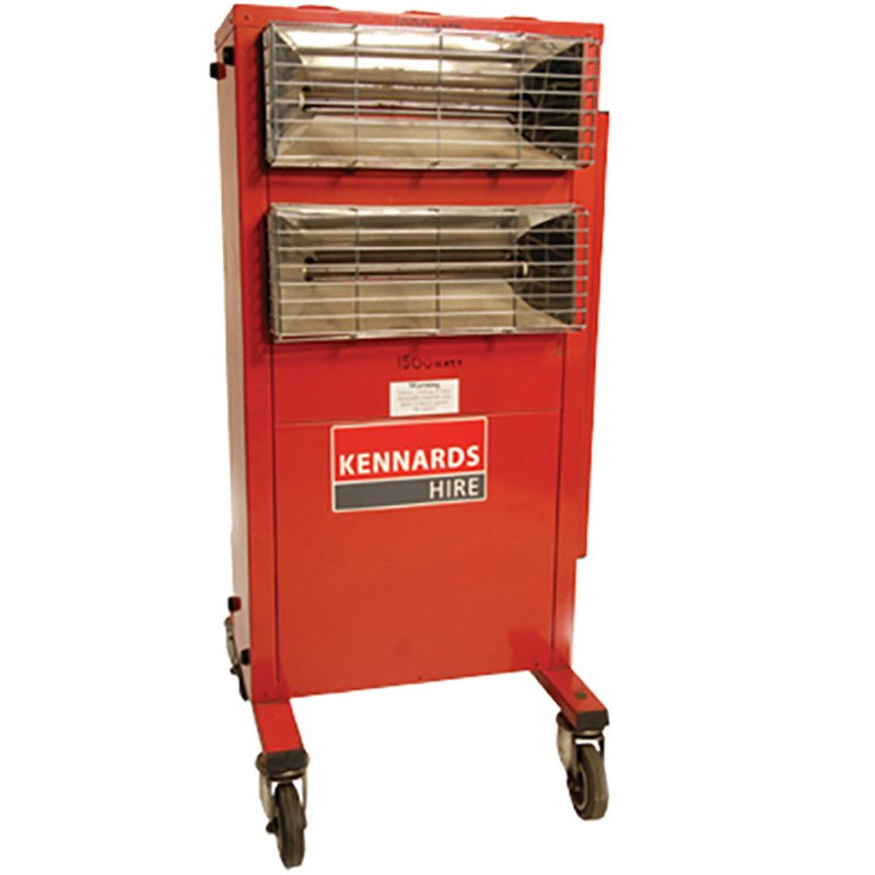 Rent Heaters   Hire Outdoor LPG & Electric Heaters - Kennards Hire