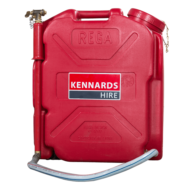 KNAPSACK SPRAYER for Rent - Kennards Hire