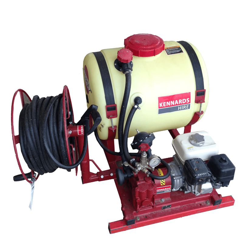 AGRICULTURE SPRAY - 100L SKID for Rent - Kennards Hire