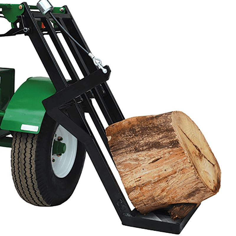 Wood Splitter With Lift : Log splitter hydraulic for rent kennards hire