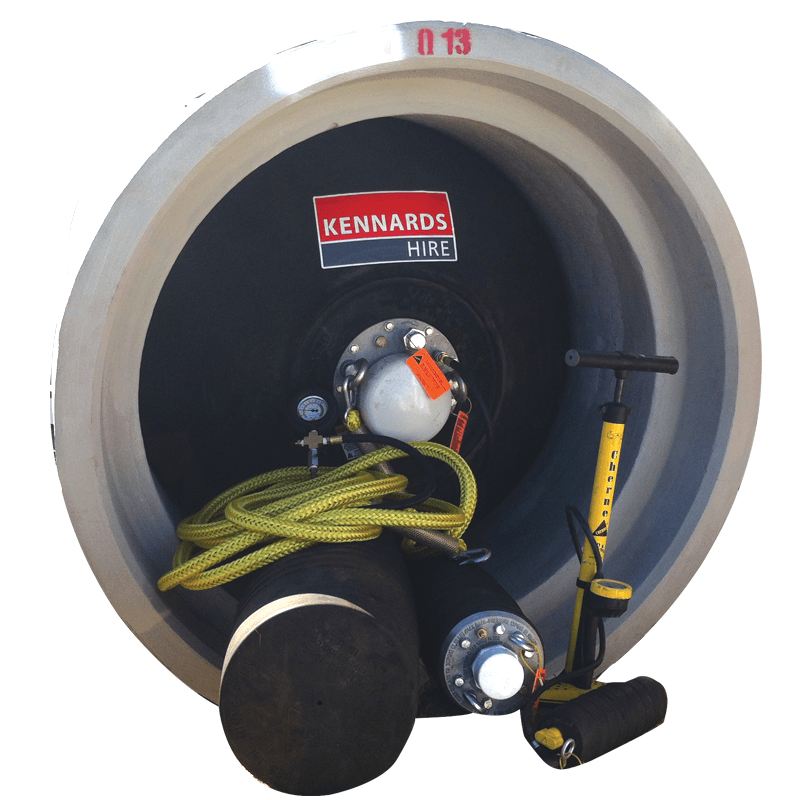 PIPE TEST PLUGS for Rent - Kennards Hire