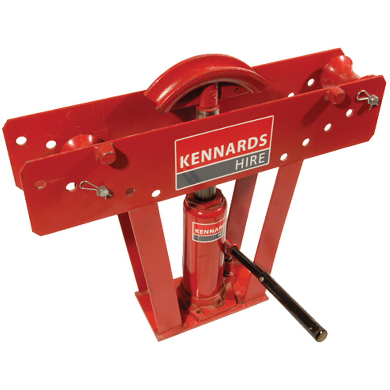 PIPE BENDER - HYDRAULIC for Rent - Kennards Hire