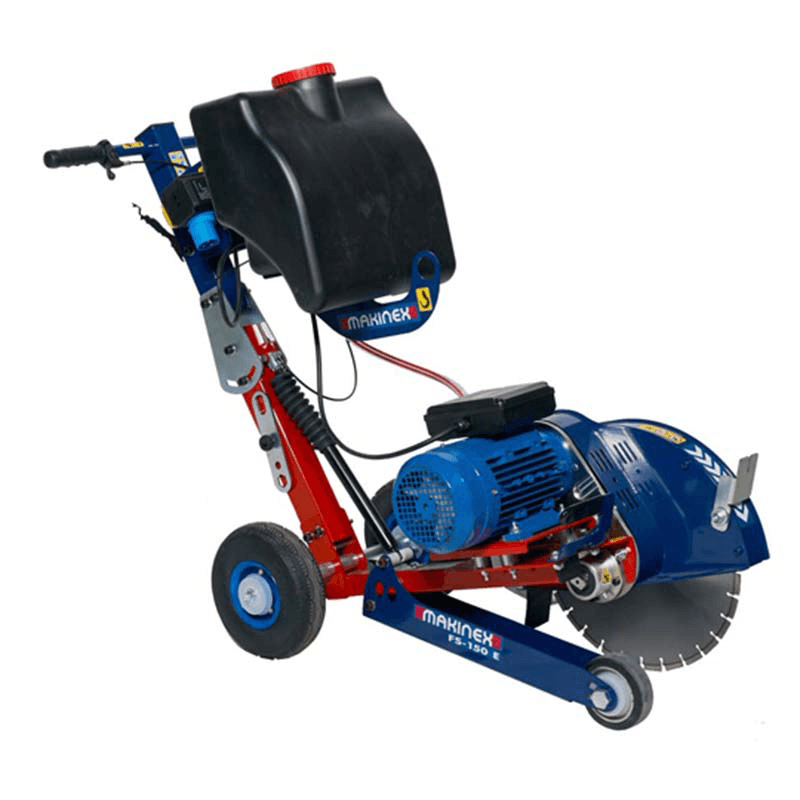 Concrete Saw 350mm 14in Electric Small For Rent