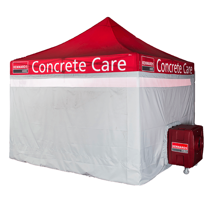 Dust Containment Tent 6mx3m For Rent Kennards Hire