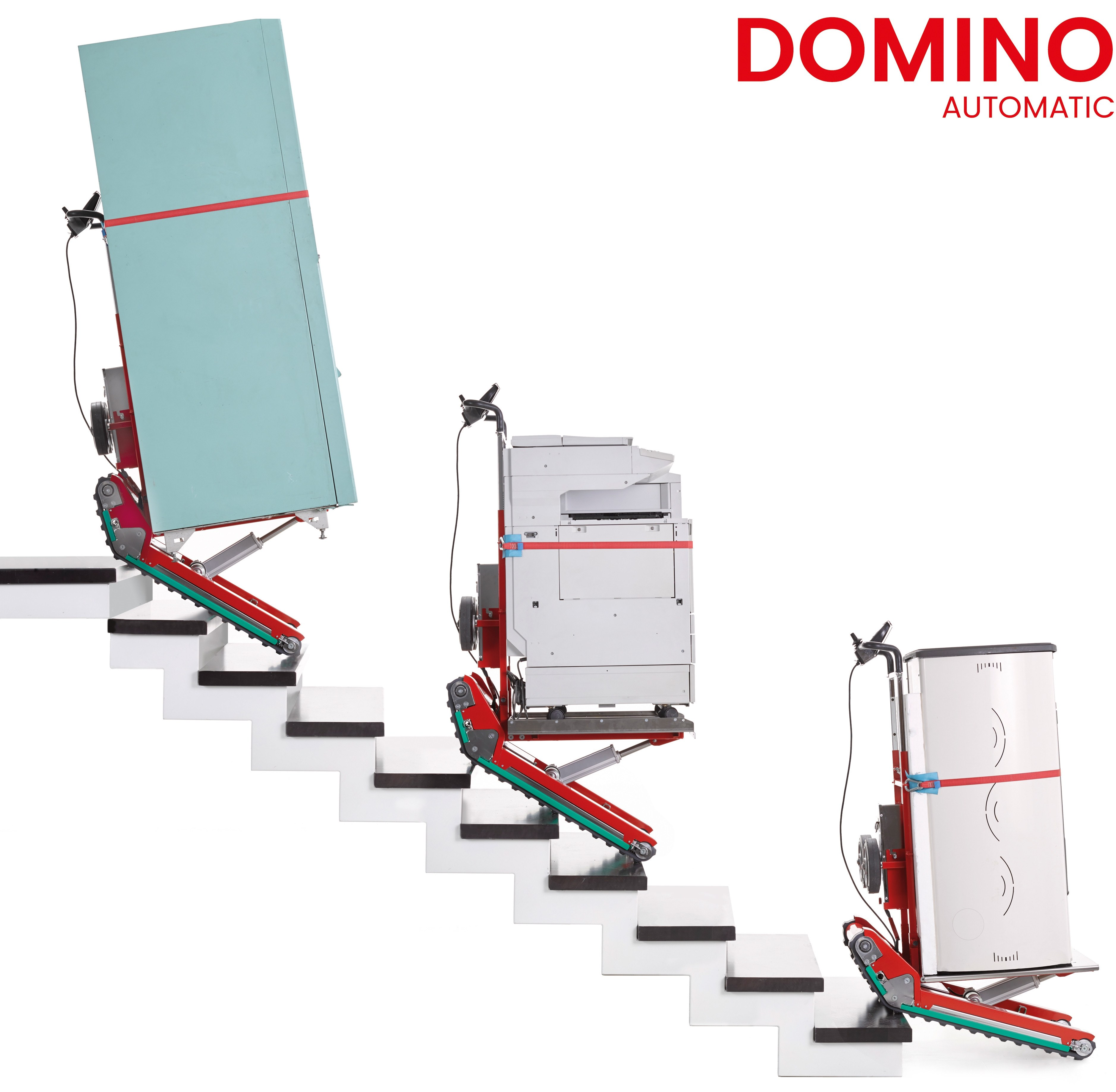 Stair Climber 400kg Track For Rent Kennards Hire