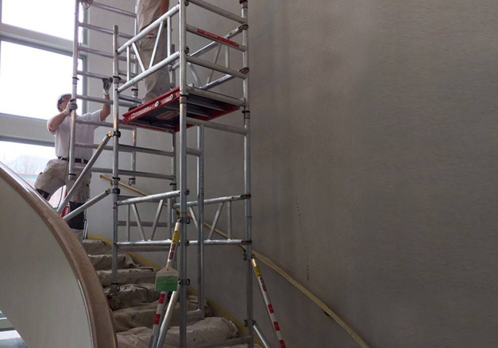 Scaffold Alum 3 9m Narrow Stair Kit For Rent Kennards Hire