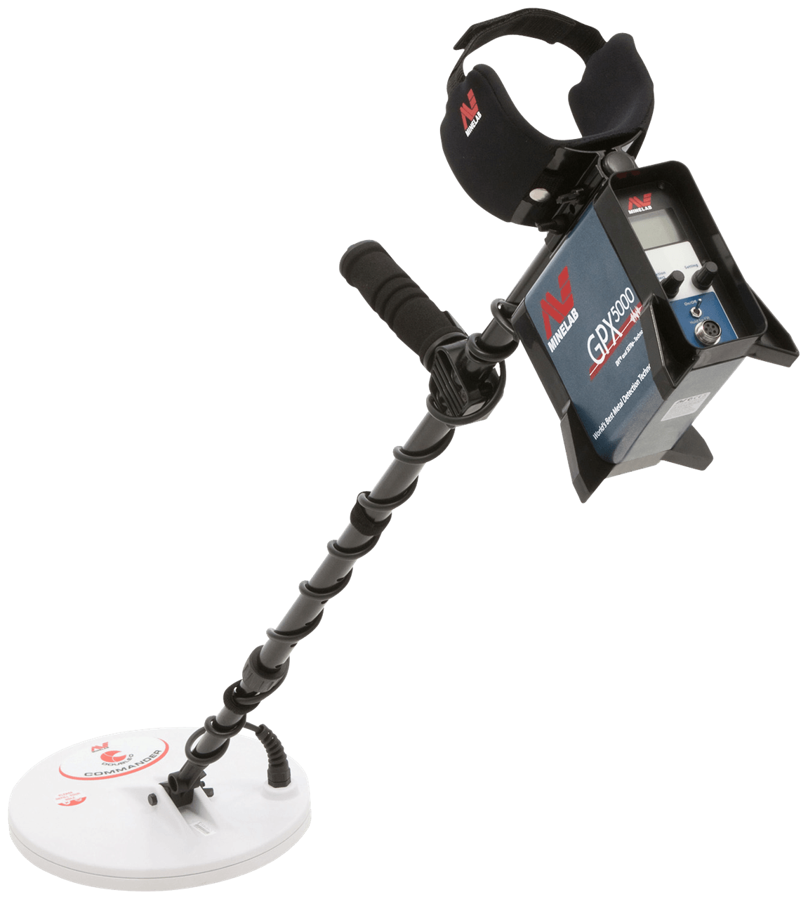 METAL DETECTOR - HIGH PENETRATION for Rent - Kennards Hire