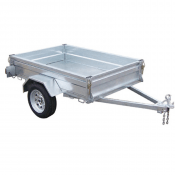 TRAILER - BOX 1.8M X 1.2M (6FT X 4FT)