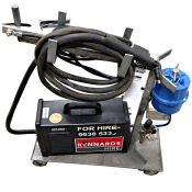 WELDER - PLASMA CUTTER  40 AMP (8MM MAX)