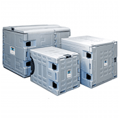 FRIDGE/FREEZER - PORTABLE 330LTR