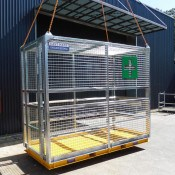 CAGE - CRANE RESCUE (QLD RATED)