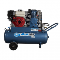AIR COMPRESSOR   6-12 CFM (PETROL)
