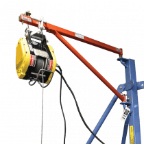 SCAFFOLD - HOIST PIVOT ARM