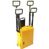LIGHT - RAIL RAL LED KIT FOUR HEADS