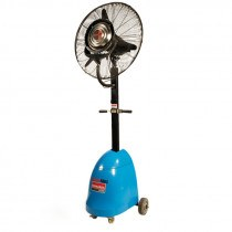 FAN - PEDESTAL 650MM (26IN) MISTING