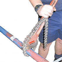 PIPE WRENCH - CHAIN TYPE