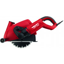 DEMOLITION SAW - 300MM (12IN) ELECTRIC DUSTLESS (DRY CUT)