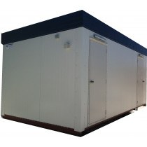 SHED - ABLUTION 3.6M X 2.4M