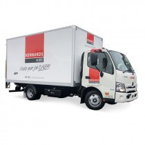 VAN - REMOVAL AUTO WITH TAIL LIFT *Available in NSW, ACT, VIC & QLD Only*