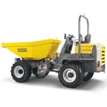 DUMPER 4WD - SWIVEL TIPPING 6T