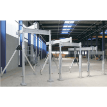 GANTRY - ALUMINIUM 1.5T MINI PORTAL 1400MM