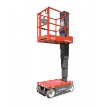 MANLIFT 4.75M (15FT) SELF PROPELLED