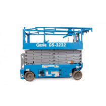 SCISSORLIFT  9.7M (32FT) ELECTRIC NARROW