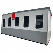 SHED - TICKET OFFICE 4.8M X 2.4M