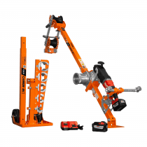 CABLEPULL - WINCH CAPSTAN 1350KG CORDLESS ROLLER FRAME