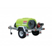 TRAILER - WATER CART DUST SUPPRESSION