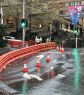 BARRIER WATER FILLED - TRAFFIC RATED