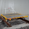 TROLLEY - RAIL (TYPE B) 2T 1435MM