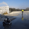 PRESSURE WASHER - ROTARY WALK BEHIND 4000PSI