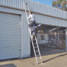 LADDER - EXTENSION  5.5M (18FT) TRIPLE