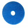 PAD - FLOOR POLISHER 400MM CLEAN BLUE